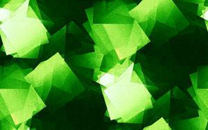 Cubic Green by legosz