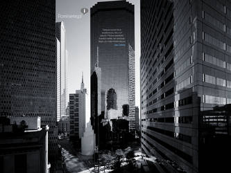 BW Dallas Skyline Pominiete.pl Wallpaper