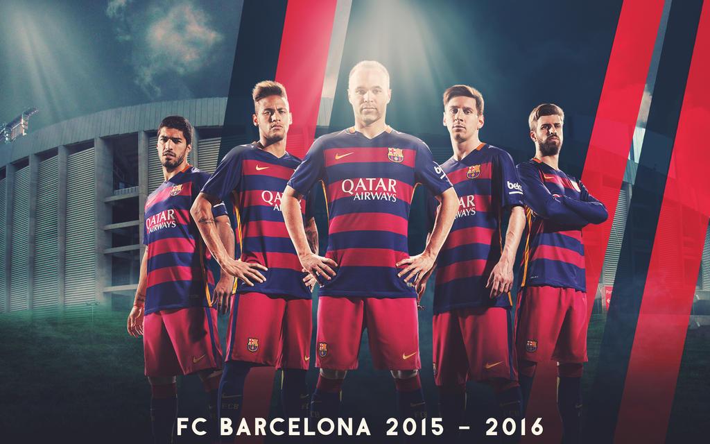 Fc barcelona 2015 2016 by estebanrodriguezz on deviantart fc barcelona 2015 2016 by estebanrodriguezz voltagebd Images