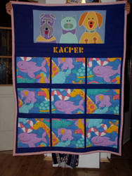 patchwork dla Kacperka by Gosia-P