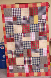 Quilt for Mirek by Gosia-P