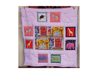 Quilt - summer 2008 by Gosia-P