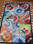patchwork dla Zosi - awers