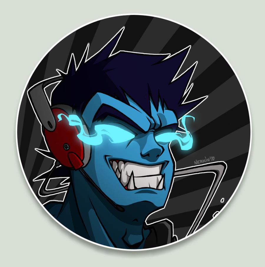 Evil Gamer Logo