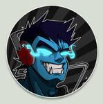 Evil Gamer Logo by Nerkin
