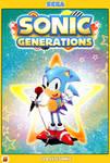 Sonic Generations Card