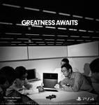 Greatness Awaits by Nerkin