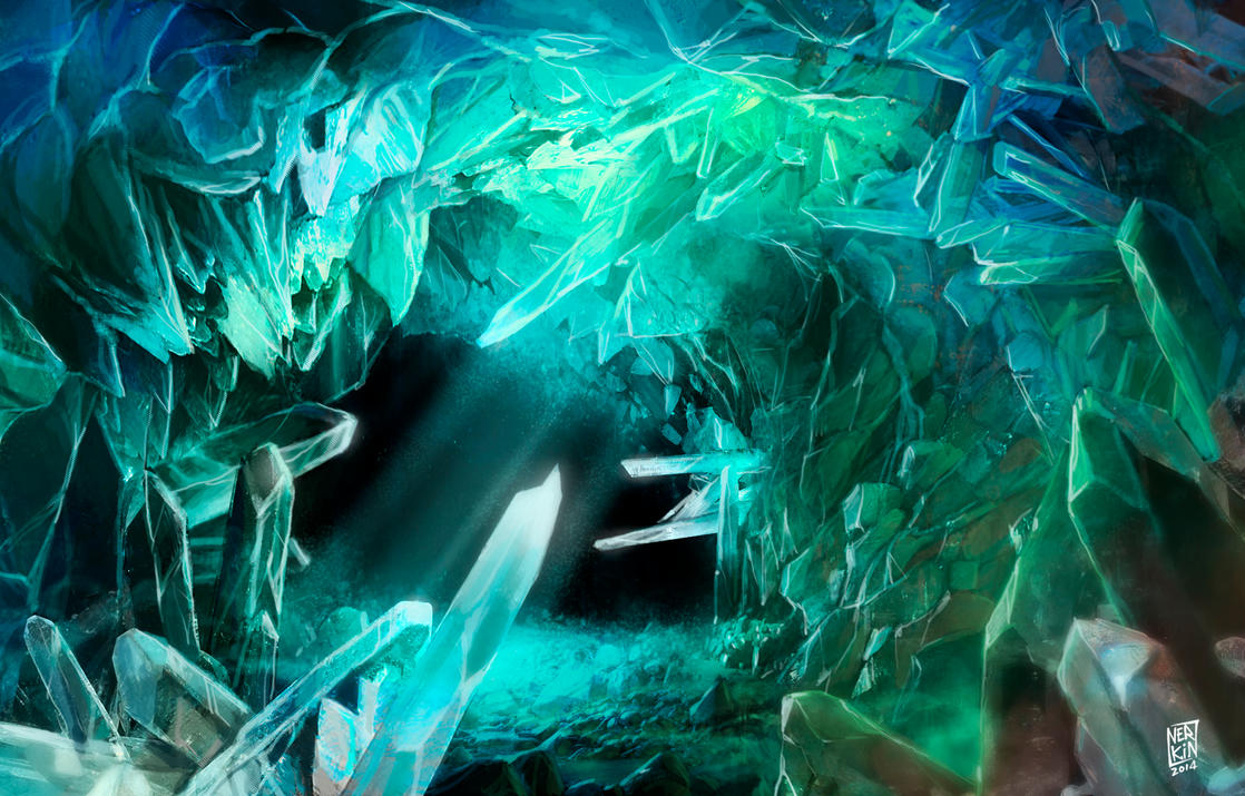 Lost heart cave Crystal_cave_by_nerkin-d7g3jwa