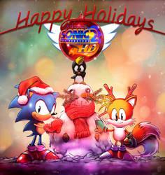 Happy Holidays by Nerkin