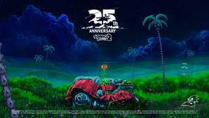 25th anniversary of Sonic 2