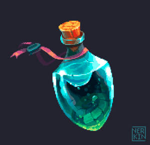Seashell potion
