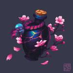 Sake potion