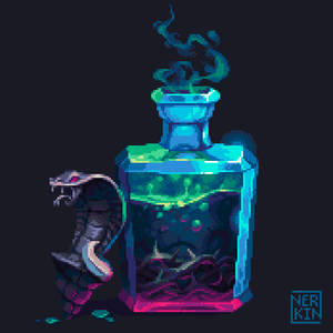 Poison potion