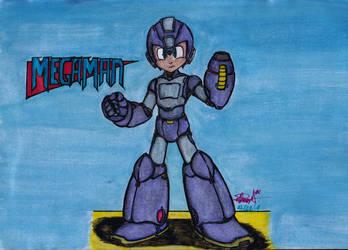 Re: Mega Man by HeeroDemonFox20