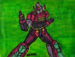 General Daimos! by HeeroDemonFox20