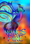 Wings Of Fire: Fireborn Cover Art