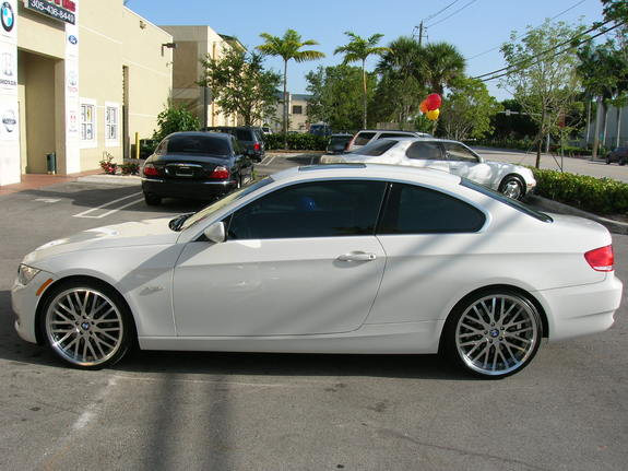 BMW I Coupe By HellaSick On DeviantArt - Bmw 335i coupe