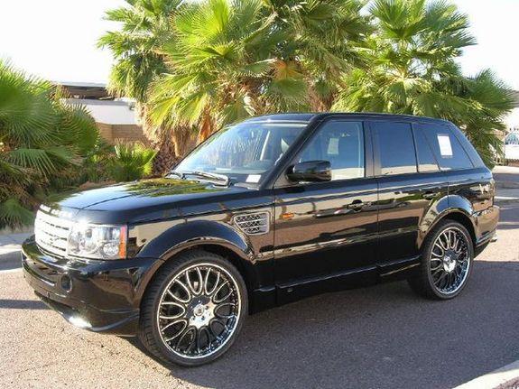 Land Rover Range Rover Sport 1 by Hella-Sick