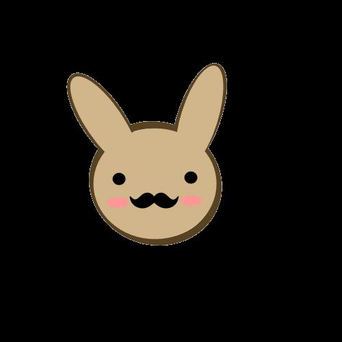 cute bunny png by xDaniela