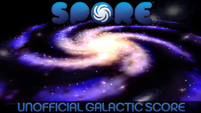 Spore UGS Title Card: Galaxy by GBAura