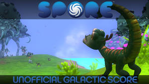 Spore ugs title card creepy and cute by gbaura on deviantart - Spore galactic adventures wallpaper ...