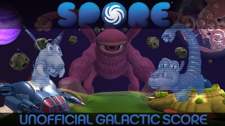Spore UGS Title Card: Space