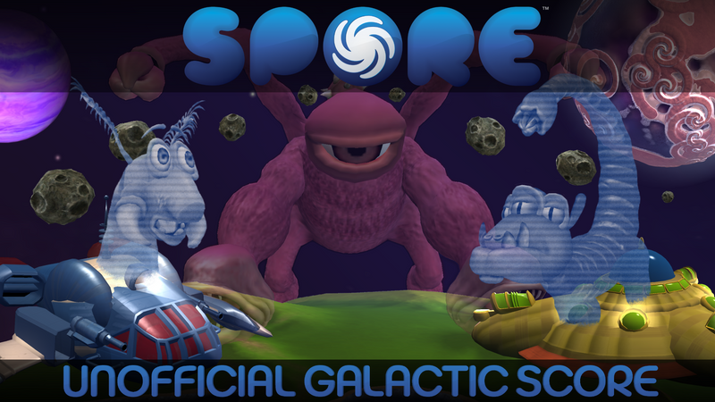 Spore UGS Title Card: Space by GBAura