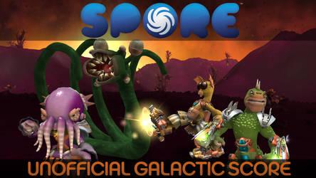 Spore UGS Title Card: Galactic Adventures
