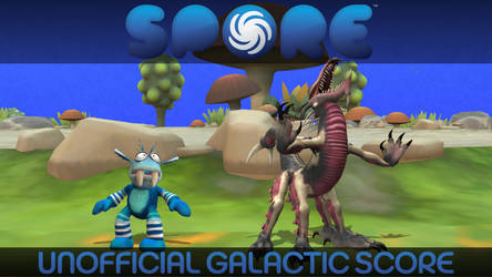 Spore UGS Title Card: Creepy and Cute