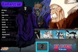Baraggan Profile by Revy11