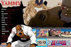 Yammy Profile by Revy11