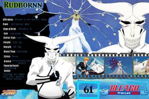Rudbornn Profile by Revy11