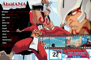 Abirama Profile by Revy11