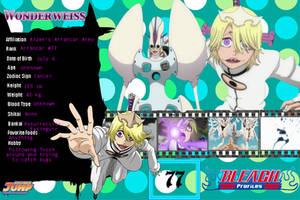 Wonderweiss Profile by Revy11