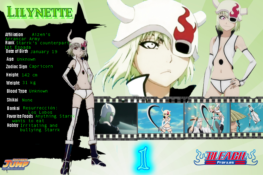 Lilynette bleach xxx nude gallery