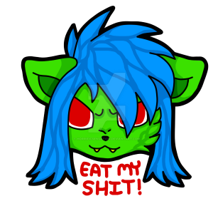 Eat mah sh*t by HorrificSensation