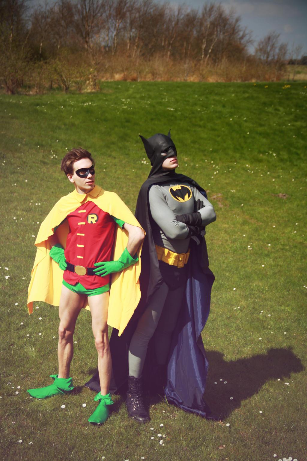 Batman - Me And My Boy by Gwan-chan