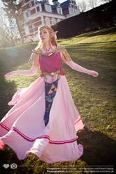 OOT Zelda :.: A safe Hyrule by Gwan-chan