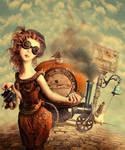 Cinderella. Story - Steampunk