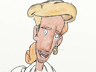 Digital Guybrush Threepwood