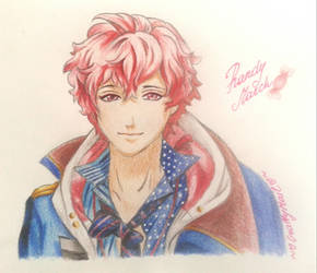 Randy March from Wizardess heart