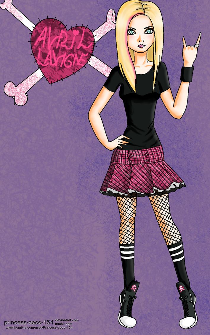 Avril Lavigne by Princess-CoCo-154