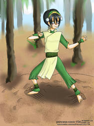 Avatar TLA - Toph by Princess-CoCo-154
