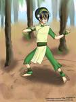 Avatar TLA - Toph by Princess-CoCo-154