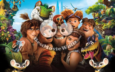 The croods movie wallpaper by bestmoviewalls on deviantart the croods movie wallpaper by bestmoviewalls voltagebd Gallery