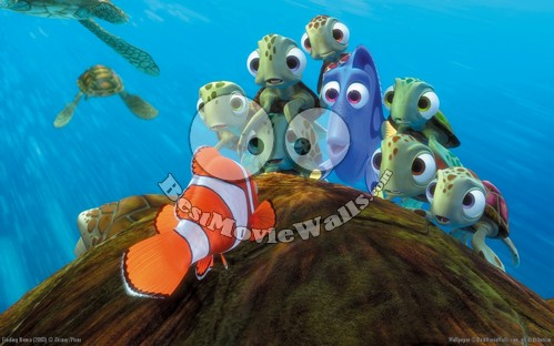 Finding Nemo 12 By BestMovieWalls