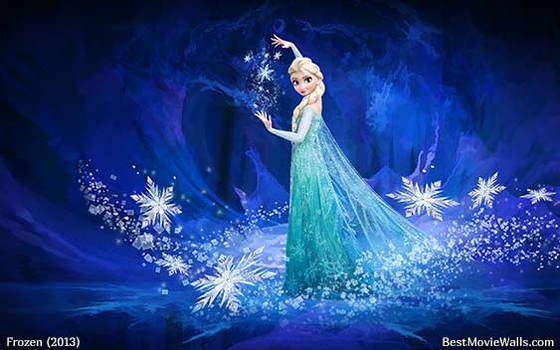 Stunning ELSA wallpaper hd from bestmoviewalls