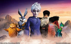 Rise of the Guardians 03 bestmoviewalls by BestMovieWalls