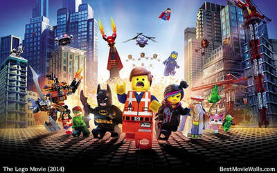 Lego Movie 01 bestmoviewalls 00
