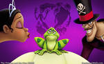 Princess and the Frog 15 BestMovieWalls